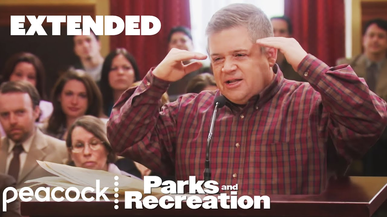 Patton Oswalt's Star Wars Filibuster Extended Cut – Parks and Recreation maxresdefault-2-2