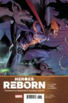 Heroes Reborn 5 spoilers 0 1 scaled 1 99x150 Recent Comic Cover Updates For The Week Ending 2021 06 11