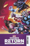Heroes Return 1 spoilers 0 5 McGuinness variant cover 99x150 Recent Comic Cover Updates For The Week Ending 2021 07 02