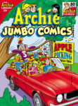 ARCHIEJumbo324 111x150 Recent Comic Cover Updates For The Week Ending 2021 07 30
