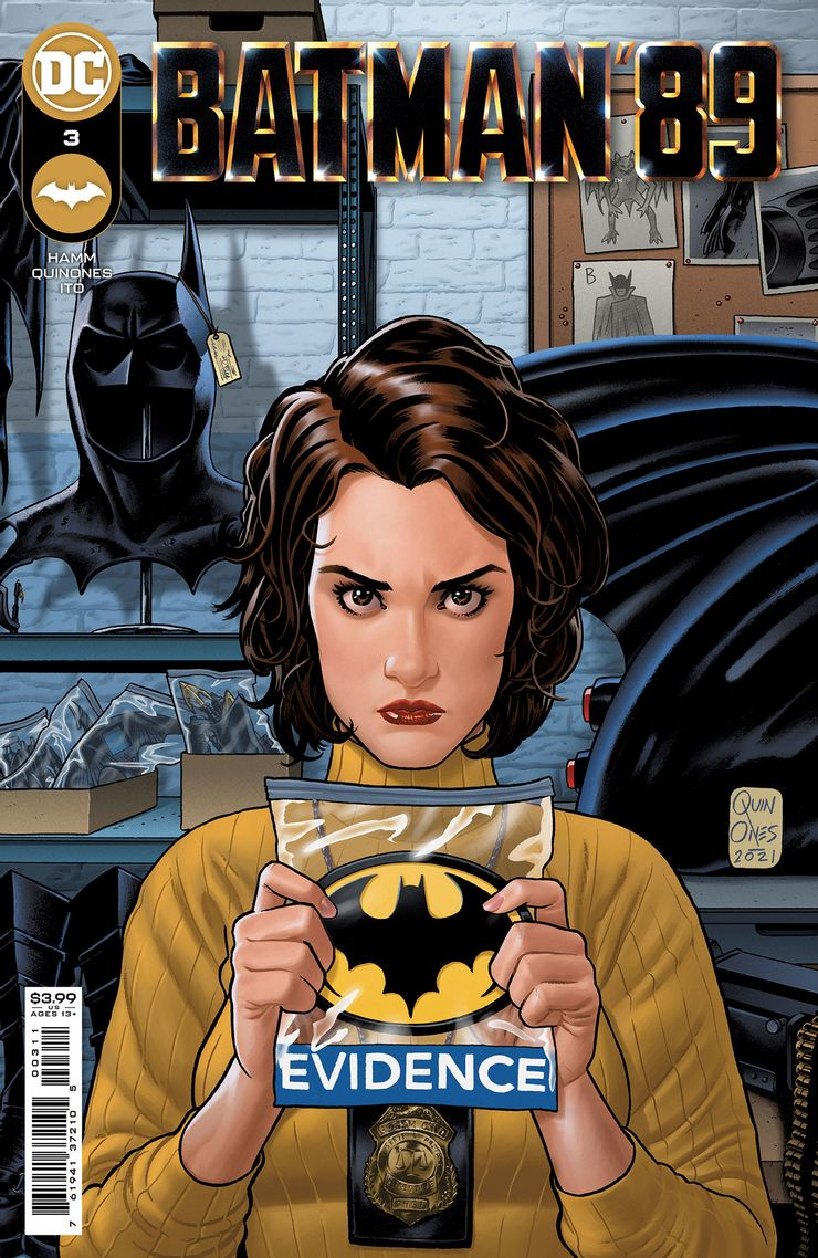 Batman 89 3 A Recent Comic Cover Updates For The Week Ending 2021 07 23