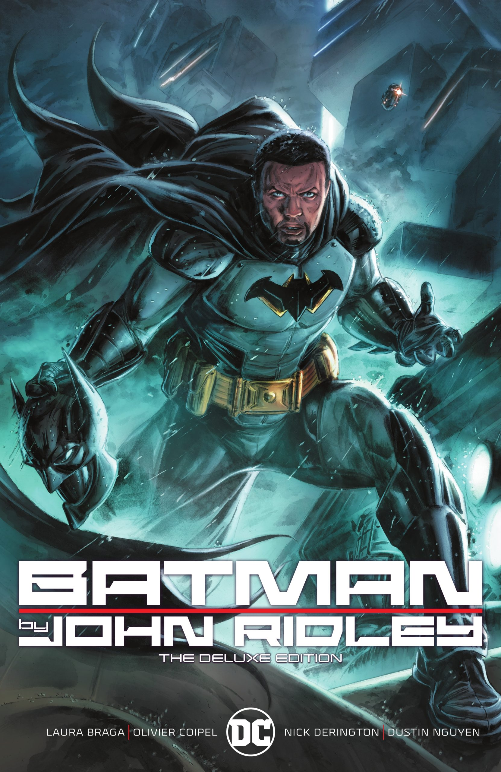 Batman By John Ridley Deluxe Edition 1 HC spoilers 0 1 scaled 1 Recent Comic Cover Updates For The Week Ending 2021 07 09