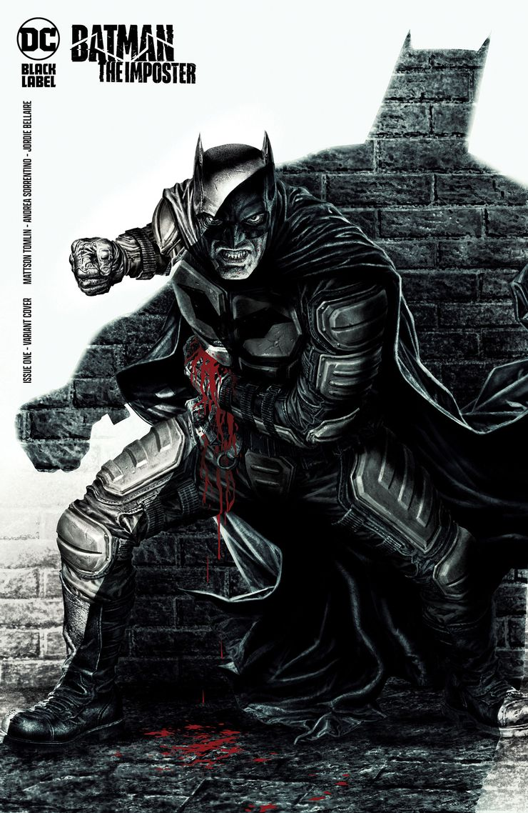 Batman The Imposter 1 B Recent Comic Cover Updates For The Week Ending 2021 07 23