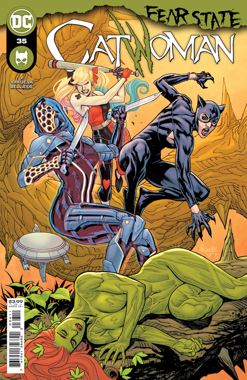 CATWOMAN Cv36 03611 Recent Comic Cover Updates For The Week Ending 2021 07 23