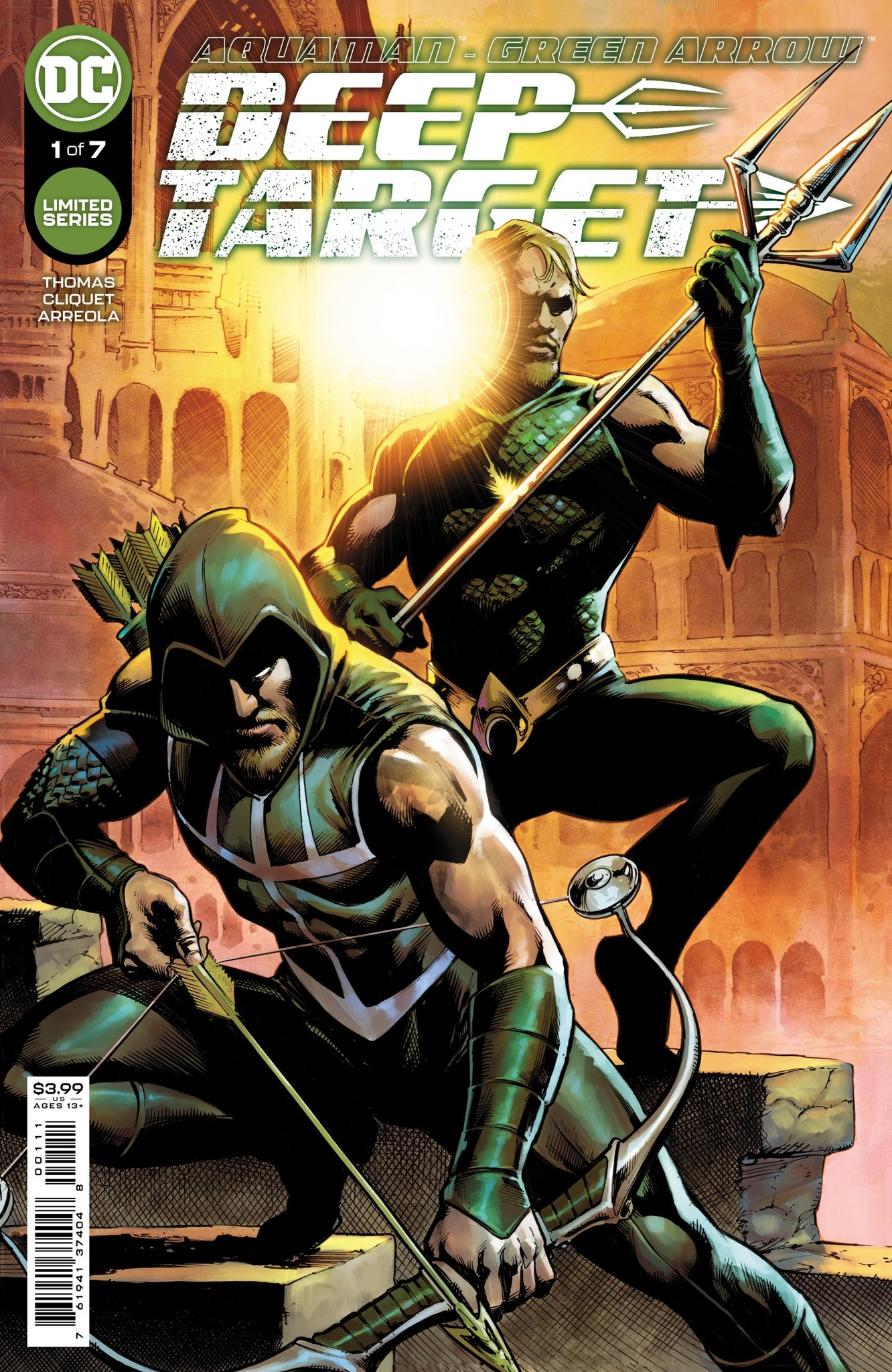 Deep Target 1 A Recent Comic Cover Updates For The Week Ending 2021 07 16