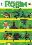 History of Robin 2015 We Are Robin 107x150 Recent Comic Cover Updates For The Week Ending 2021 07 30