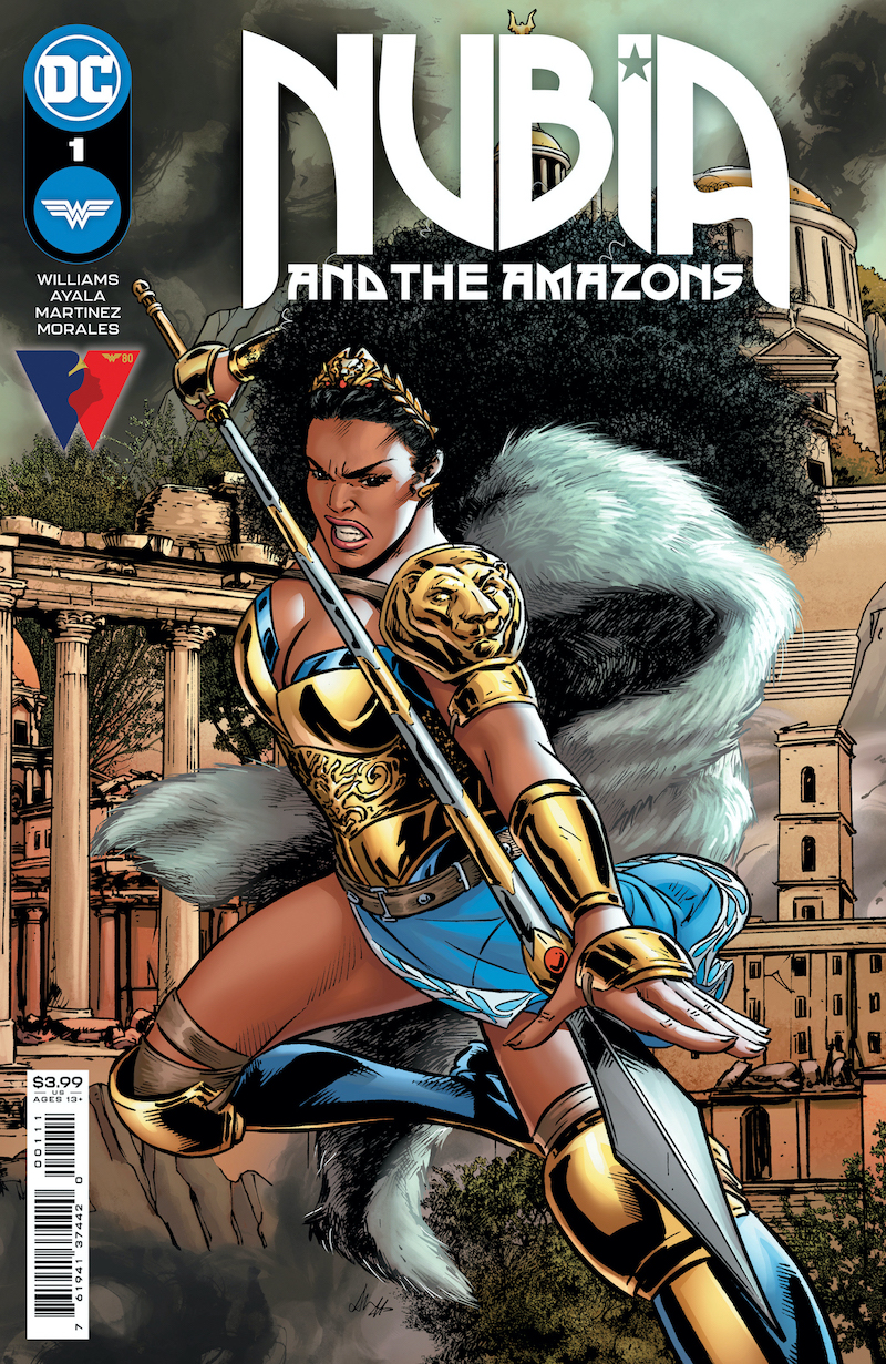 NUBIAATA Cv1 00111 Recent Comic Cover Updates For The Week Ending 2021 07 23