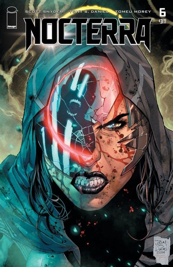 Nocterra 6 Spoilers 0 4 Recent Comic Cover Updates For The Week Ending 2021 07 23