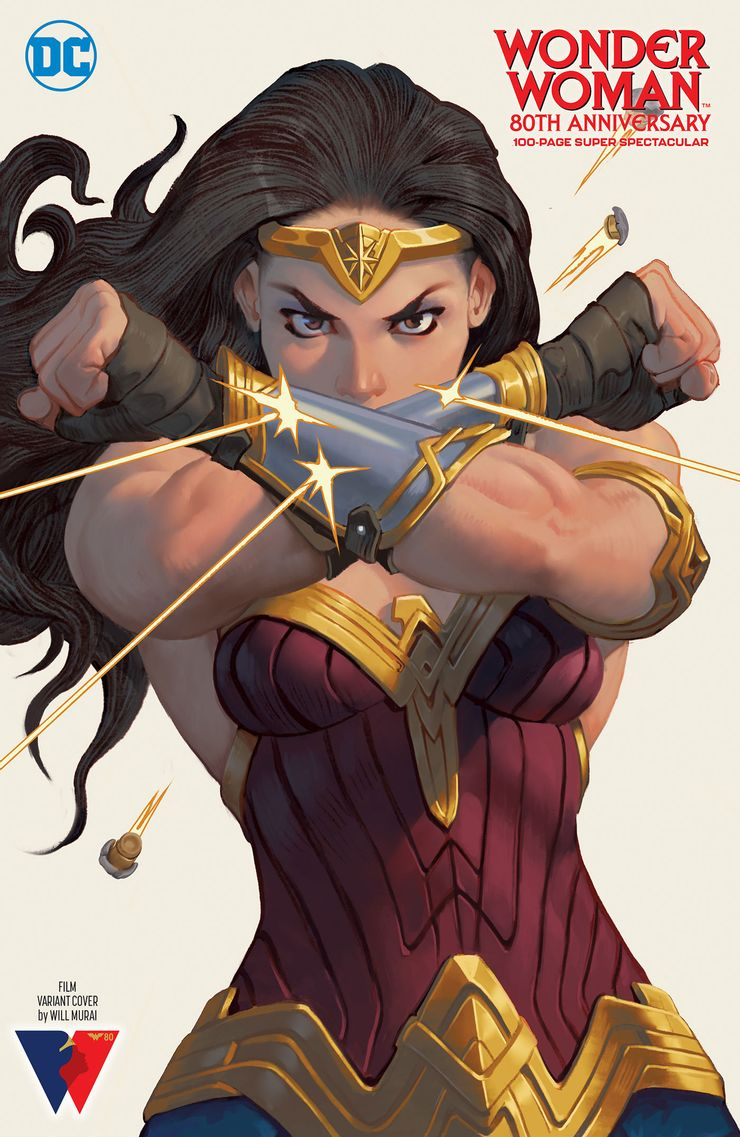 WONDER WOMAN 80th ANNIVERSARY 100 PAGE SUPER SPECTACULAR 1 C Recent Comic Cover Updates For The Week Ending 2021 07 23