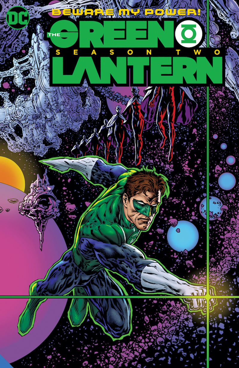 thegreenlanternseasontwo vol1 adv Recent Comic Cover Updates For The Week Ending 2021 07 23