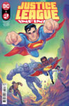 JL INFINITY Cv5 98x150 Recent Comic Cover Updates For The Week Ending 2021 08 20