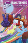 My2BLittle2BPony2BTransformers2B1 98x150 Recent Comic Cover Updates For 2021 08 27