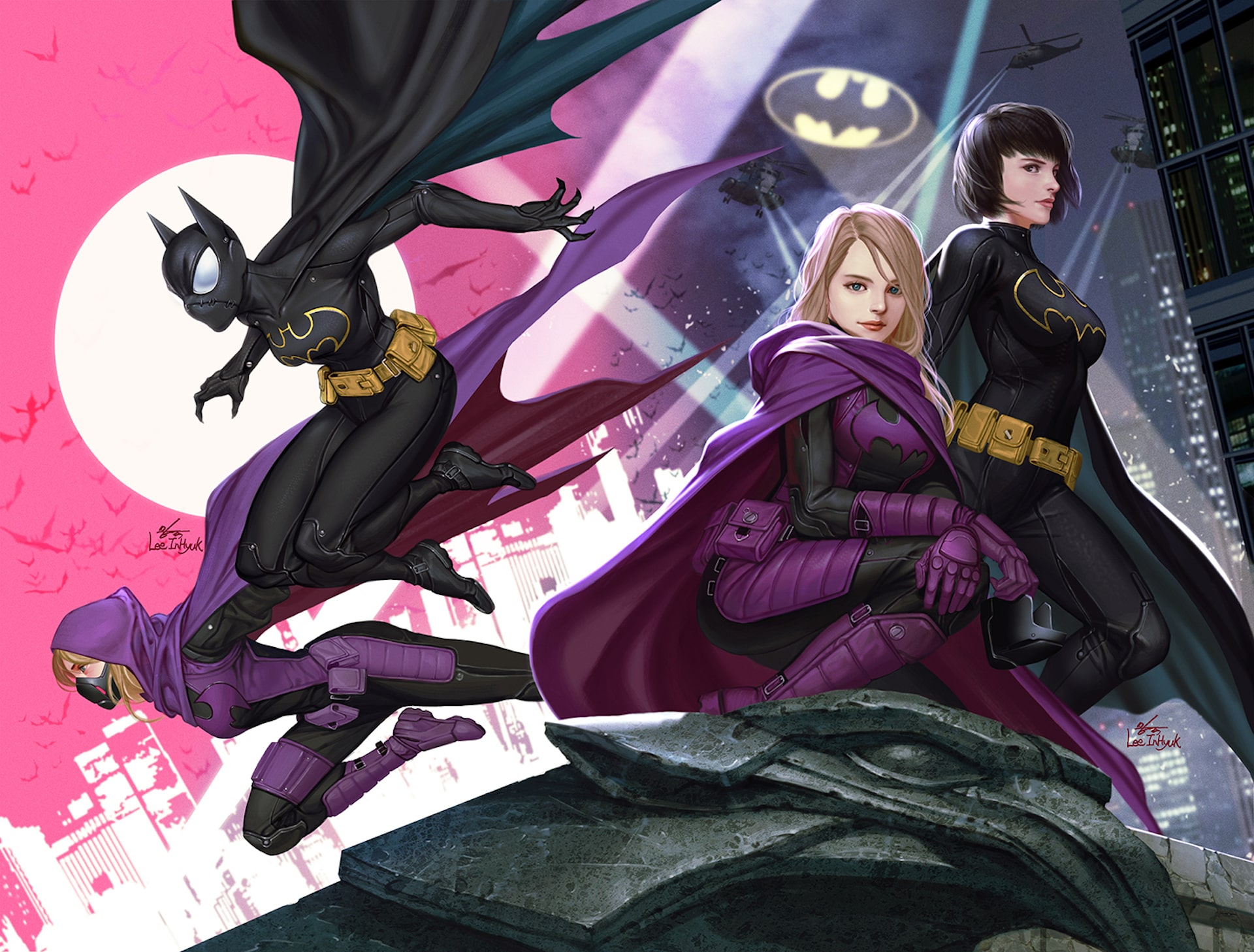 Batgirls-1-connecting-covers Batgirls-1-connecting-covers