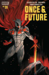 OnceFuture 98x150 Recent Comic Cover Updates For 2021 10 02