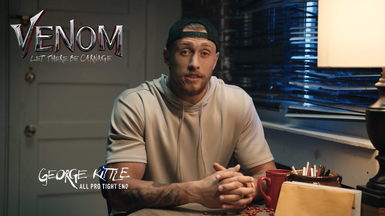 VENOM LET THERE BE CARNAGE – Roommates ft George Kittle ESPN maxresdefault-15-1